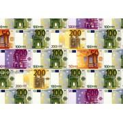 """Упаковочная бумага (100х70 см) Эд-УБ-325 """"Евро"""" 5 шт."""