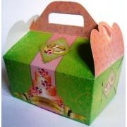 """Коробка свадебная """"Для дорогих гостей!"""" КС-26 (зеленая)"""
