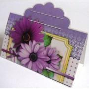 Банкетка (рассадочная карточка) - Этюд Б-005