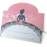 Банкетка (рассадочная карточка) свадебная ПК-59