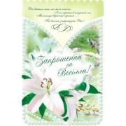"""""""Запрошення на Весілля!"""" - Арт-Презент ПР-0134/013(у)"""