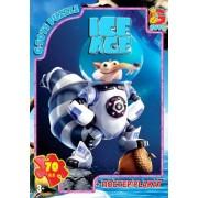 "Пазл ТМ ""G-Toys"", 70 элементов, постер  AA001020-72 ""Ледниковый период"" (210х300 мм)"