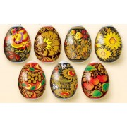 "Термонаклейки на пасхальные яйца ""Хохлома"" - АР-04"