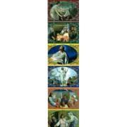"""Термонаклейки на пасхальные яйца """"Христианские иконы"""" - АР-15"""