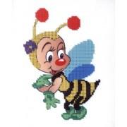 """Набор для вышивки бисером """"Пчелка"""" №530"""