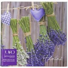 Альбом для фотографий UFO 217x217мм. на 200 фото 10x15см. C-46200 Lavender