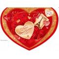 """Листівка """"З Днем Святого Валентина!"""" (28х21 см, механіка) - Эдельвейс 14-03-209У"""